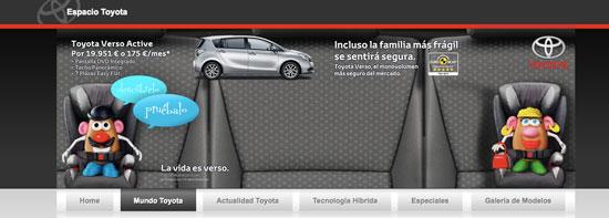 Espacio Toyota